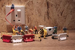 the fun of figure in miniature world